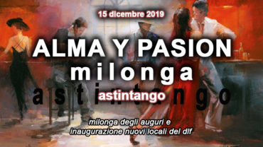 Milonga di Tango Argentino ad Asti